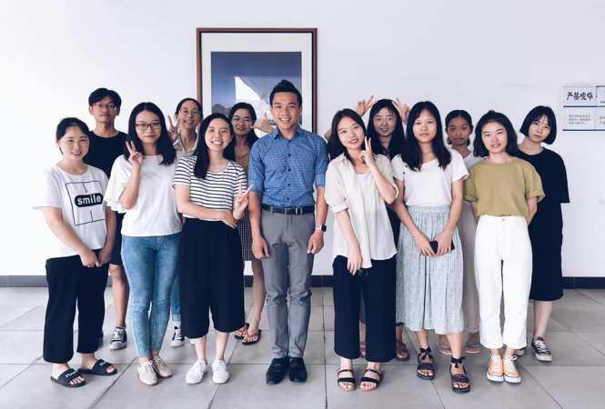 My summer 2019 guest-lecturing in Guangdong, Guangzhou. China was a beautiful and memorable part of my teaching experience.